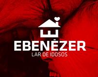 Ebenézer Lar de Idosos - Logo