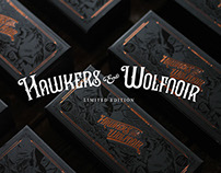 Hawkers & Wolfnoir Ltd. Edition