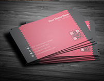 Free _ Corporate Business Card Template