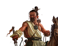 Mongol Skirmisher