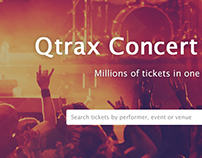 Music Tickets Store