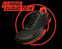 LI-NING TR Cloud TD