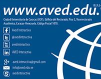 Diseño Institucional / Institutional Desing (AVED)