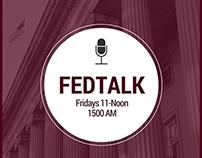FEDtalk Radio Show Promos