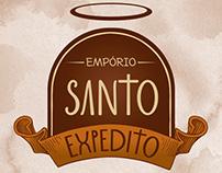 Artes Digitais - Empório Santo Expedito