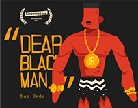 Dear Black Man || a spoken word