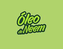 Óleo de Neem - Repelente Natural