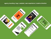 Brew Agency Branding, Logo, Digital Revamp