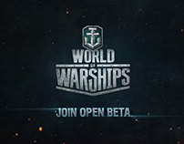 Heading for the open beta   World of Warships