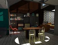 One Room Apartment - Studio Assignment