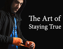 The Art of Staying True