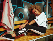 PUMA for SNIPES SS17 videoclip