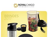 Brindes Royal Cargo 2017 | BPM Comunicação