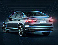 Lanzamiento Virtus, Volkswagen