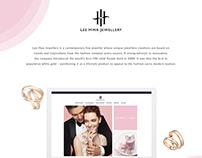 Lee Hwa Jewellery eCommerce Site
