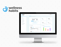 Wellness Habits Web/app
