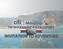 Experiential - Citi PlatinumCard Acquisition/Activation