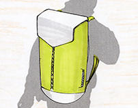 3RD YEAR PROJECT: BASKET BALL BAG