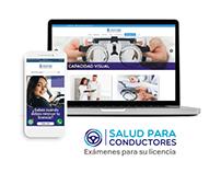 Web Salud Para Conductores