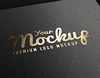 Your Mockup - Logo Mockups VOL.1