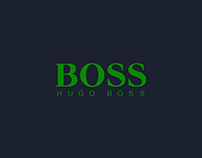 Hugo Boss App Design Concept