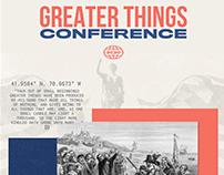 Conference/Event Promotional Design