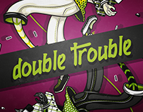 Double Trouble - Illustration Project