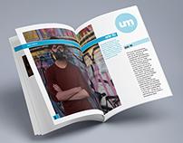 Personal magazine article