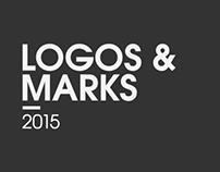 Logos & marks / Collection 2015