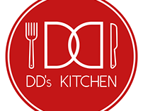 Identidad Visual para DD's Kitchen NY