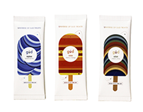gud Popsicle Icecream Package & Concept