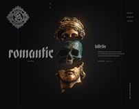 Billelis — homepage concept