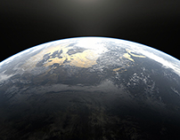 earth space original
