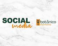 Social Media | Botânico Mármores
