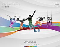 Jogos Olímpicos Rio 2016 | Globosat