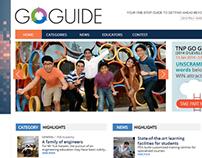 TNP GOGUIDE Website Revamp