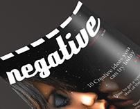 Negative Magazine Concept
