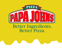 A Non-Traditional Advertising Campaign for Papa John's