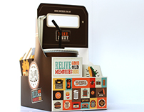 A&W Packaging Revamp