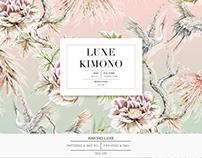 Kimono Luxe