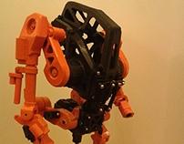 Pegasus Servo Robot MK 1.1 WIP