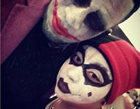 Joker and Ivy - Batman