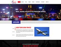 Seri Global Travles - Responsive Wordpress Theme