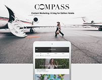 Compass A blog for Edition Hotels