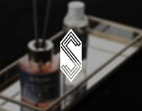 LeScent, the corporate identity design