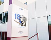 Branding of the Russian Artistic Gymnastics Championshi