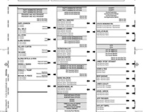 California Election Ballots