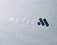 Metis Creative — Brand Identity