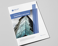 Corporate Business Brochure 18 Pages A4 V.02