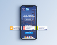 American Express Rich Media in-app